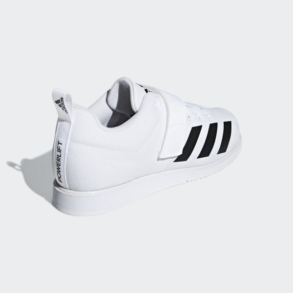 d184fa1098ba adidas Powerlift 4 Shoes - White | adidas US