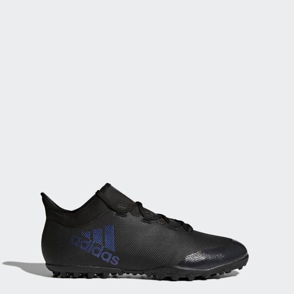 865055abf X Tango 17.3 Turf Boots Core Black / Core Black / Core Black CG3726