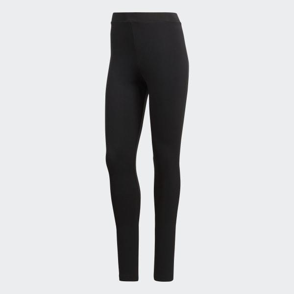 aaea07858dc adidas Trefoil Leggings - Black | adidas Australia
