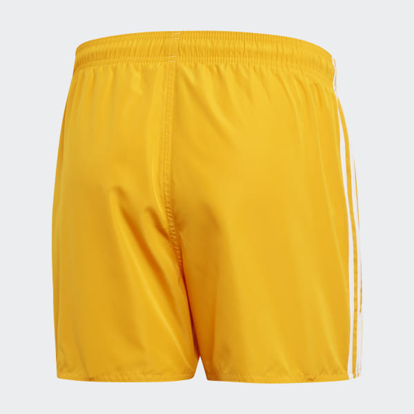 78d4b6dcbbb4 Bañador 3 bandas - Amarillo adidas | adidas España