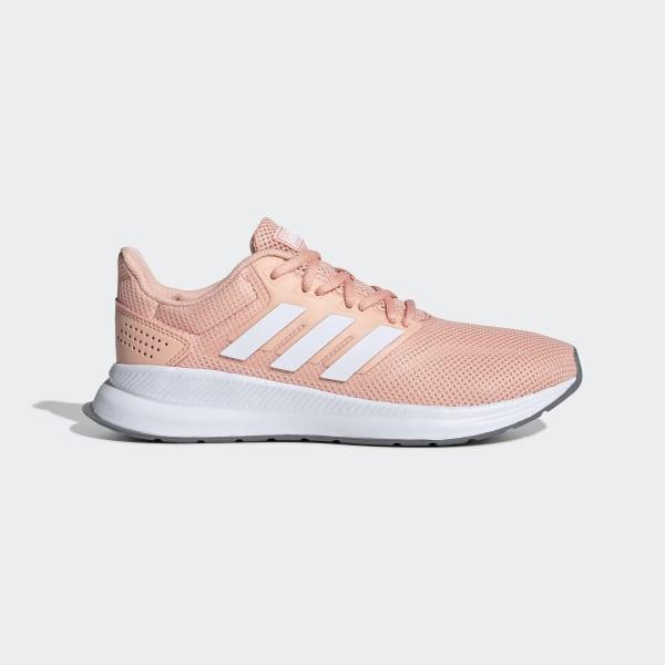 4177bc66440 Runfalcon Schoenen Glow Pink / Cloud White / Grey Three EE8165