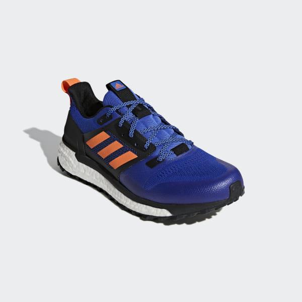 eaa7128adec87 adidas Supernova Trail Shoes - Blue | adidas US