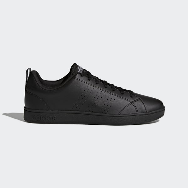 5b818497 VS Advantage Clean Shoes Core Black / Lead / Lead F99253