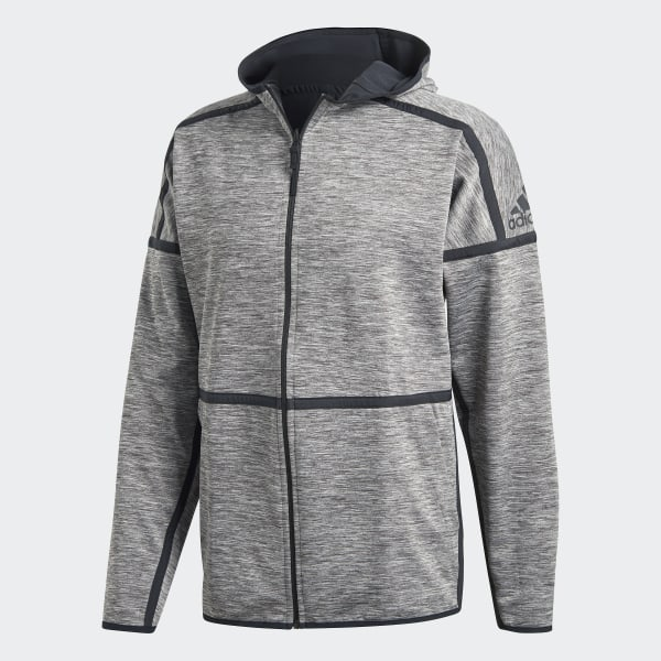 adidas Z.N.E. Reversible Hoodie Grey | adidas US