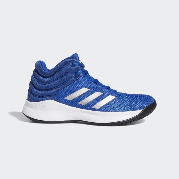 adidas Pro Spark 2018 Schoenen blauw | adidas Belgium