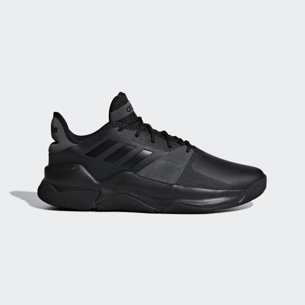 229a2e90109 adidas Streetflow Shoes - Black | adidas US