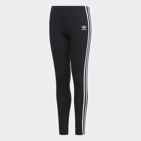 30b802bd1d1 adidas 3-Stripes Leggings - Black | adidas Canada
