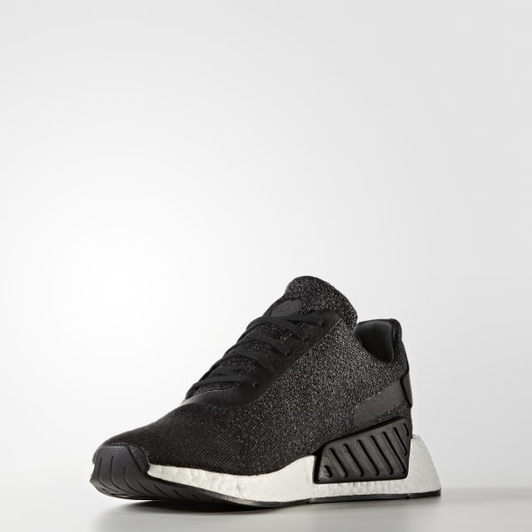 online store 09465 4652e adidas Men's wings + horns NMD_R2 Primeknit Shoes - Black | adidas Canada