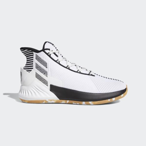 5aa68a992d19 D Rose 9 Shoes Ftwr White   Core Black   Gum 3 F99880