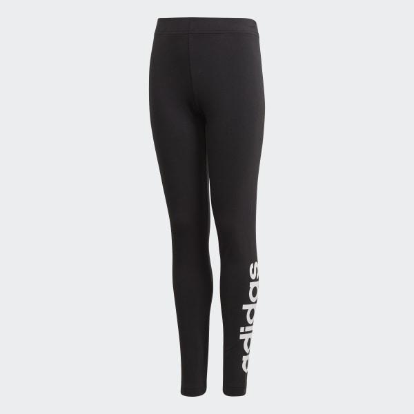 ad70231a adidas Essentials Linear Leggings - Black | adidas Ireland