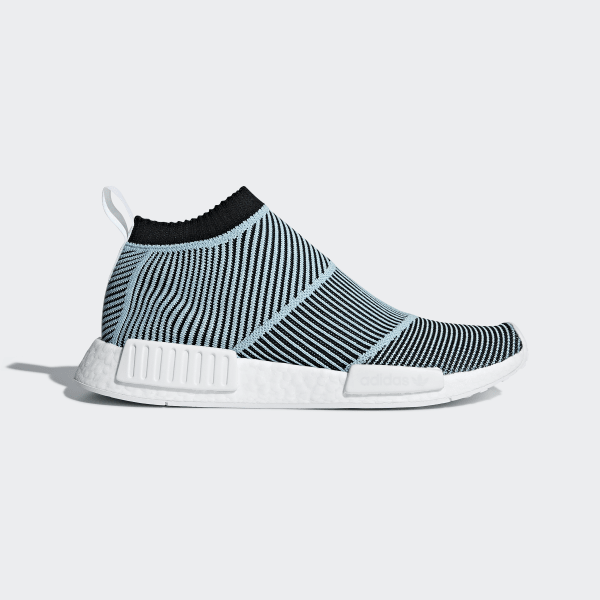 5d873d5e9776 adidas NMD_CS1 Parley Primeknit Shoes - Black | adidas US