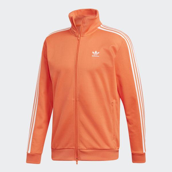 a7f2cbff4 Veste de survêtement BB - Orange adidas | adidas France