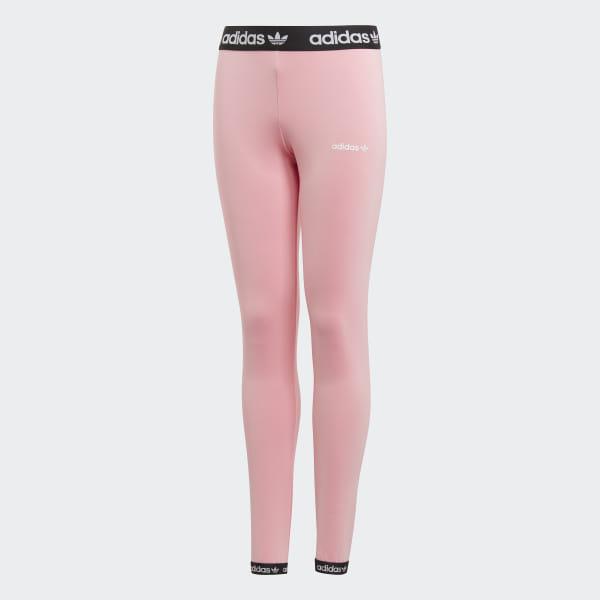 3f36e4e6684fc adidas Leggings - Pink | adidas US