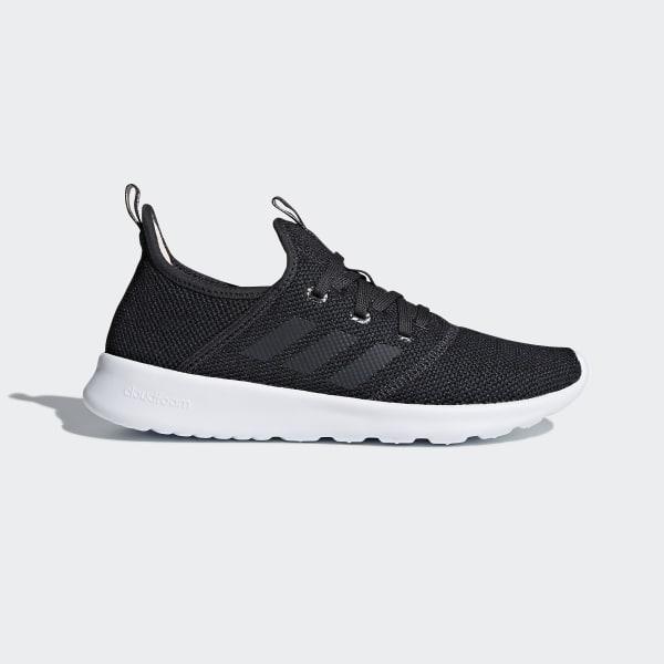 Adidas Cloudfoam Pure Schuh Sneaker Damen Crystal White