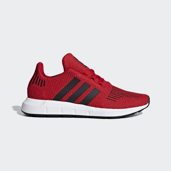 adidas Swift Run rouge