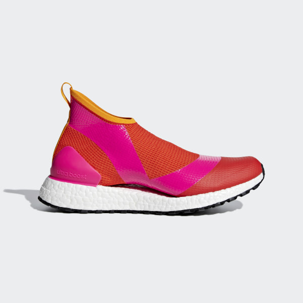 a7a55c40 Ultraboost X All Terrain Energy / Shock Pink / Core Red AC7566