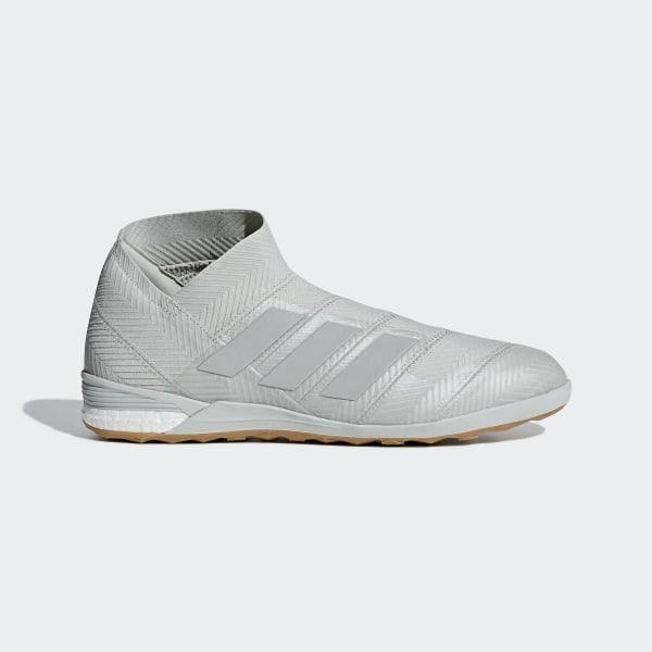 3283c6e55 Nemeziz Tango 18+ Indoor Boots Ash Silver / Ash Silver / White Tint DB2471