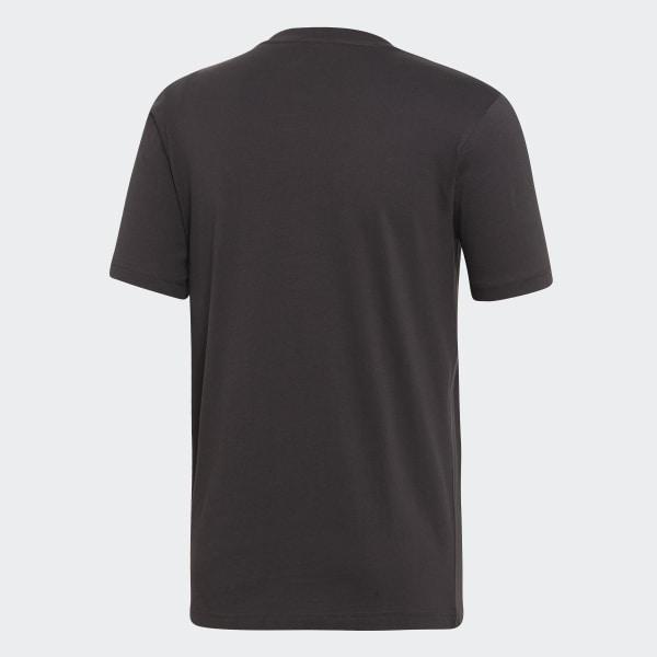 6690f527 adidas Camouflage Tongue Label T-Shirt - Black | adidas UK