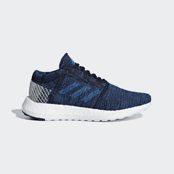 4eafde7e61 adidas Pureboost Go Shoes - Blue   adidas US