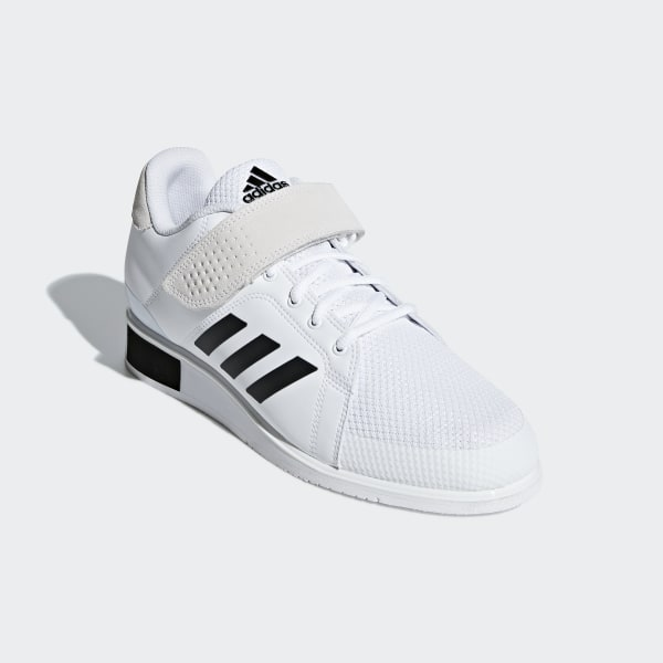 Chaussure Power Perfect 3 Blanc adidas | adidas France