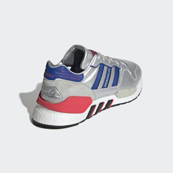 ADIDAS ORIGINALS ZX930XEQT Schuh Herren Sneakers Silber Freizeit