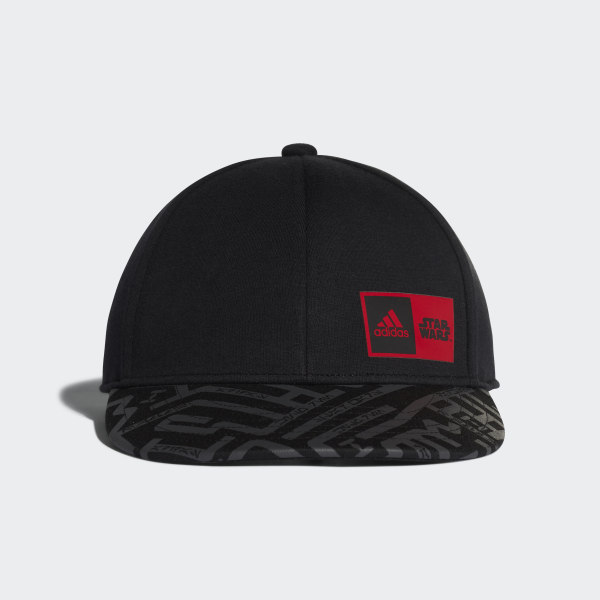 new products eb83a 47a5c Star Wars Cap Black   Dgh Solid Grey   Vivid Red DJ2247