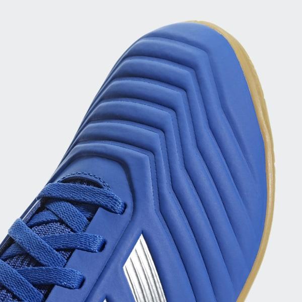 6d27da440e0 Predator Tango 19.3 Indoor Shoes Bold Blue   Silver Metallic   Active Red  CM8543
