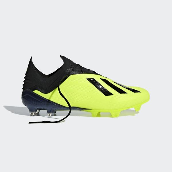 4e1b0356dec X 18.1 Firm Ground Boots Solar Yellow   Core Black   Ftwr White DB2251