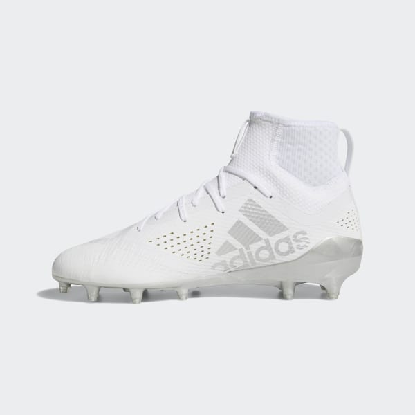 33150e02ff adidas Adizero 5-Star 7.0 Lax Mid Cleats - White | adidas US