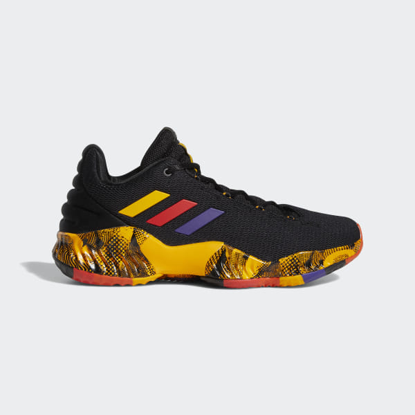 adidas Pro Bounce 2018 Player Edition Low Shoes - Black | adidas US