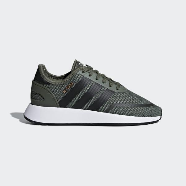 wyprzedaż w sprzedaży 100% najwyższej jakości nowy design adidas N-5923 Shoes - Green | adidas Switzerland