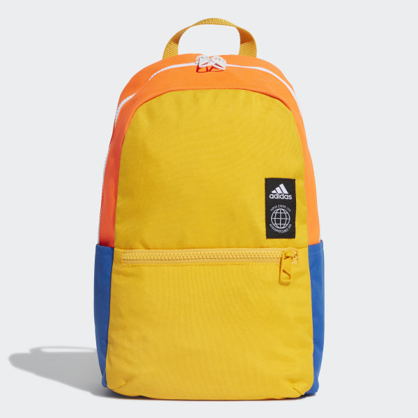 b138170a10a adidas Classic XS Backpack - Yellow | adidas Switzerland
