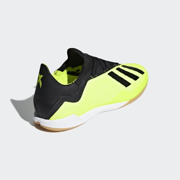 85fef19e2 X Tango 18.3 Indoor Boots Solar Yellow   Core Black   Ftwr White DB2441