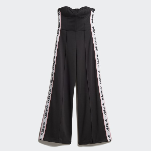 e30c706921 adidas Bodice Jumpsuit - Black | adidas US