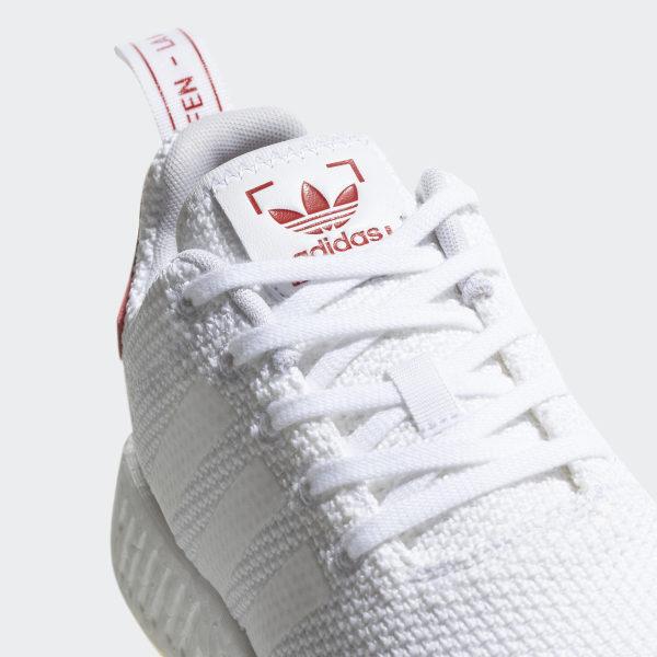 new arrival 7e09c 700fa adidas NMD_R2 CNY Shoes - White | adidas New Zealand