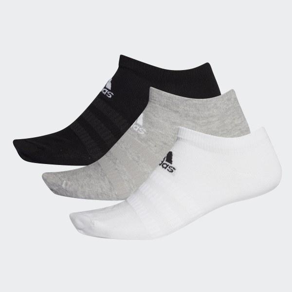 e26925c7e9 adidas Low-Cut Socks 3 Pairs - Grey | adidas Canada