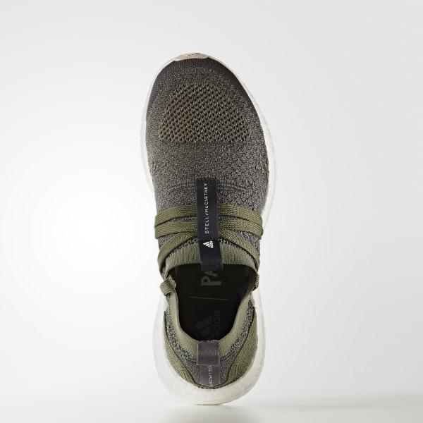 adidas Cg3685 Damen Stella McCartney Ultra Boost Running Schuhe Olive Turnschuhe