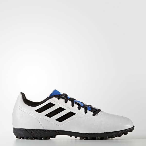 Adidas Tenis DE Futbol para Caballero BB0561 SIMIPIEL Blanco Negro