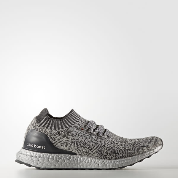 uk availability 07af6 125b9 Ultra Boost Uncaged Shoes Multi Solid Grey   Solid Grey   Silver Metallic  BA7997
