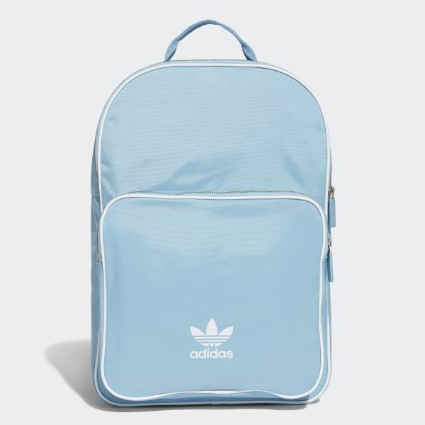 54b5e24936cf3 adidas Classic Backpack - Blue | adidas UK