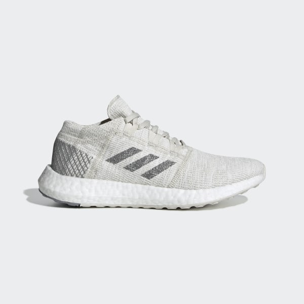 af6214b3f1 Pureboost Go Shoes Non Dyed / Grey Three / Raw White B75821