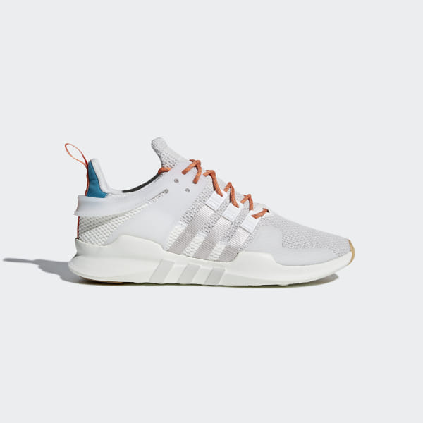 best cheap 65b01 88f66 adidas EQT Support ADV Summer Shoes - White | adidas Australia