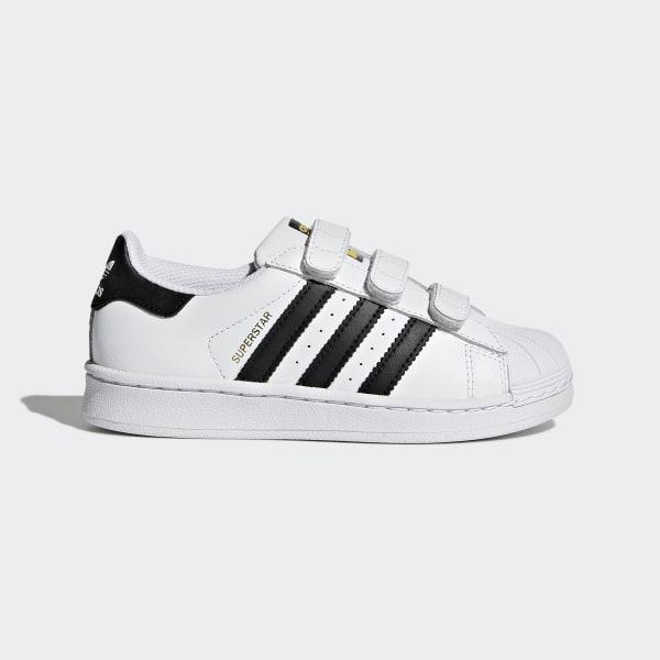 adidas Superstar Foundation Schuhe weiß