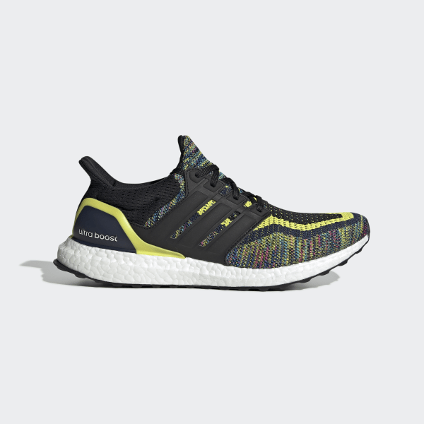 new concept 96eb0 d7ba5 adidas Ultraboost Multicolor Shoes - Blue | adidas US