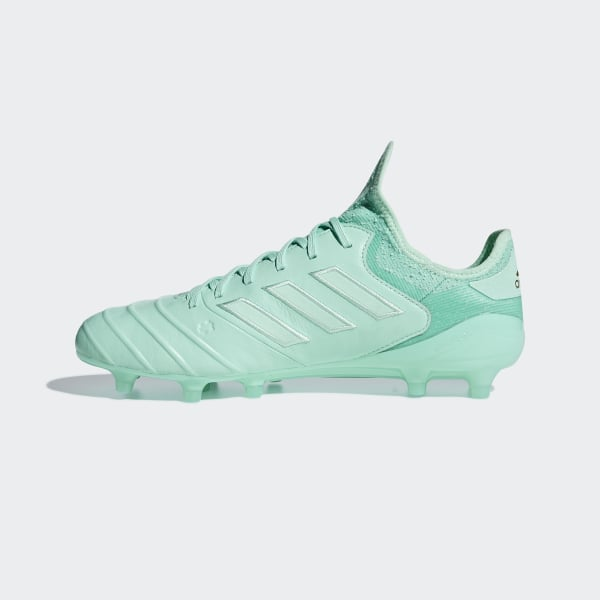 Chaussure Copa 18.1 Terrain souple Turquoise adidas | adidas France