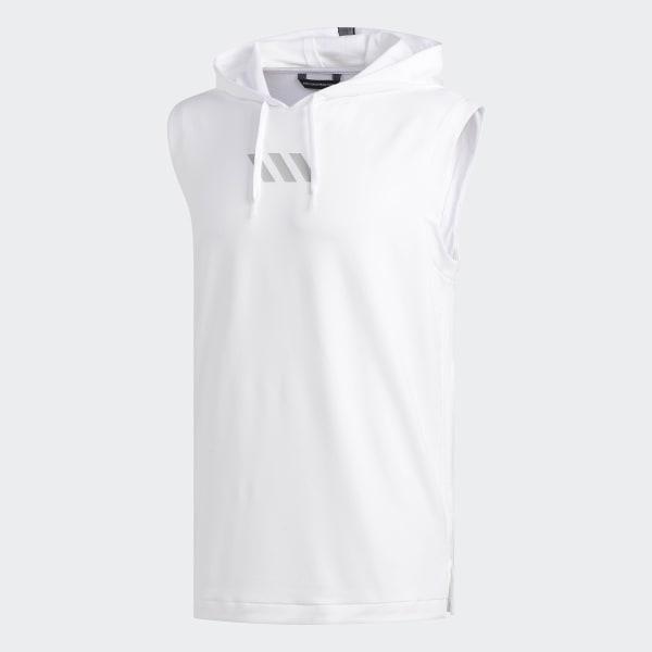 b2f5781e adidas Pro Madness Hoodie - White | adidas US