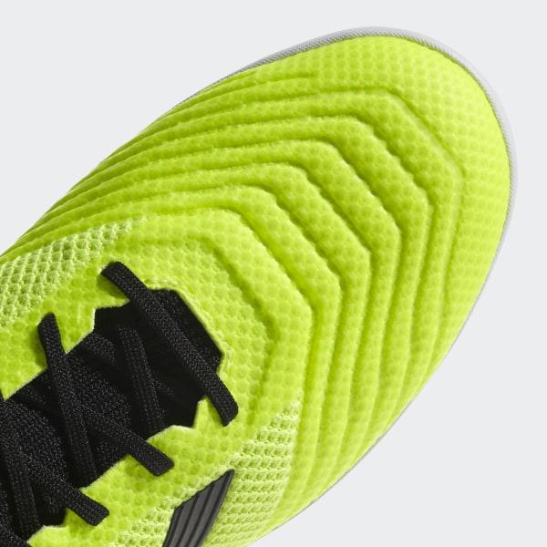 3cedf1ef06f2 Predator Tango 18.3 Turf Boots Solar Yellow / Core Black / Solar Red DB2134