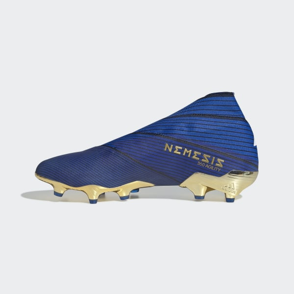 b22965ba0 Scarpe da calcio Nemeziz 19+ Firm Ground Football Blue / Ftwr White / Core  Black