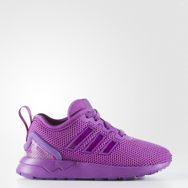 timeless design 719b6 ea613 adidas ZX Flux ADV Shoes - Purple | adidas Australia