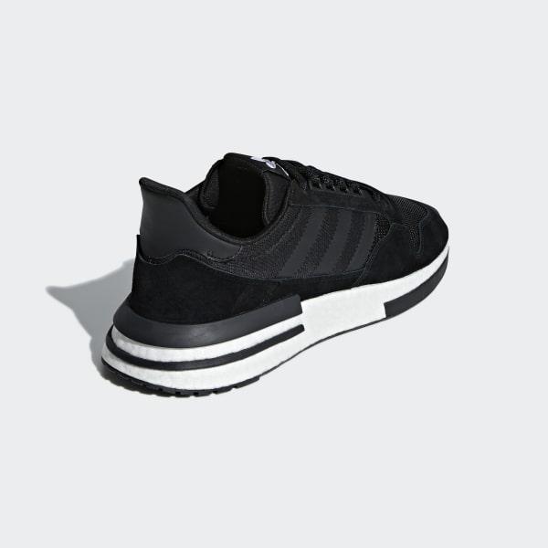 detailed look d5180 5222b adidas ZX 500 RM Shoes - Black | adidas Australia